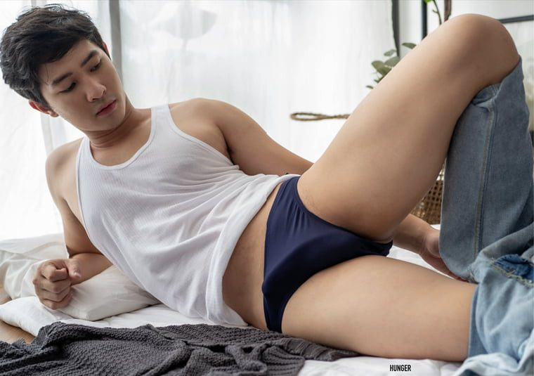 Hunger Homme No.13 KEVIN WANG——万客写真插图(3)