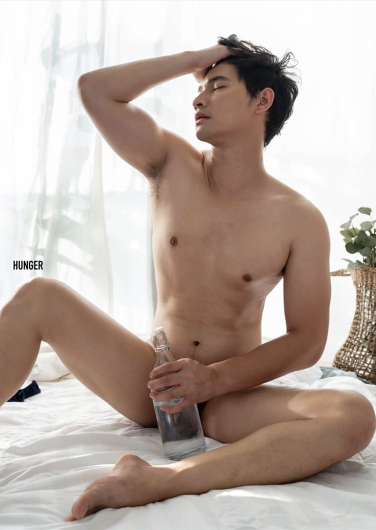 Hunger Homme No.13 KEVIN WANG——万客写真插图(4)