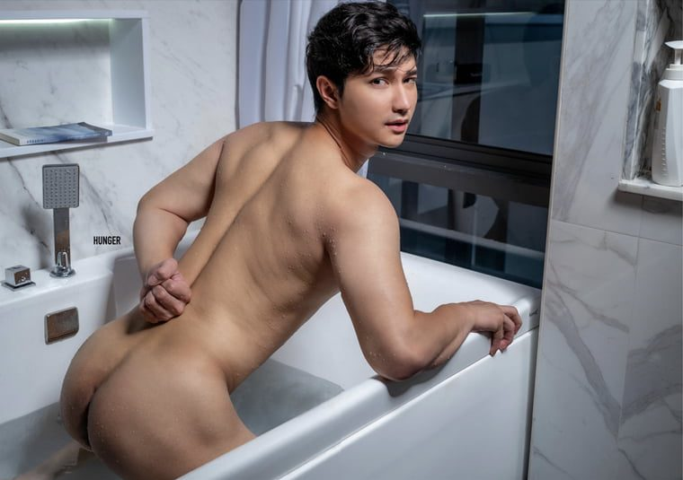 Hunger Homme No.13 KEVIN WANG——万客写真插图(6)