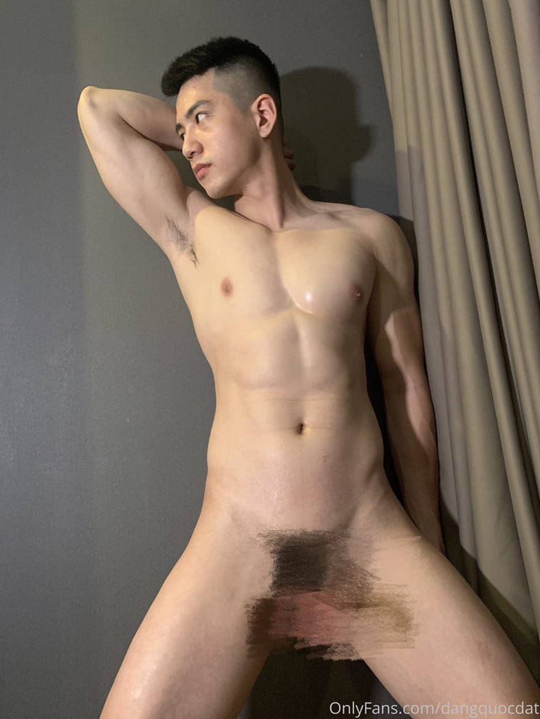 Dang Quoc Dat – Naked with my cock——万客写真+视频插图(1)