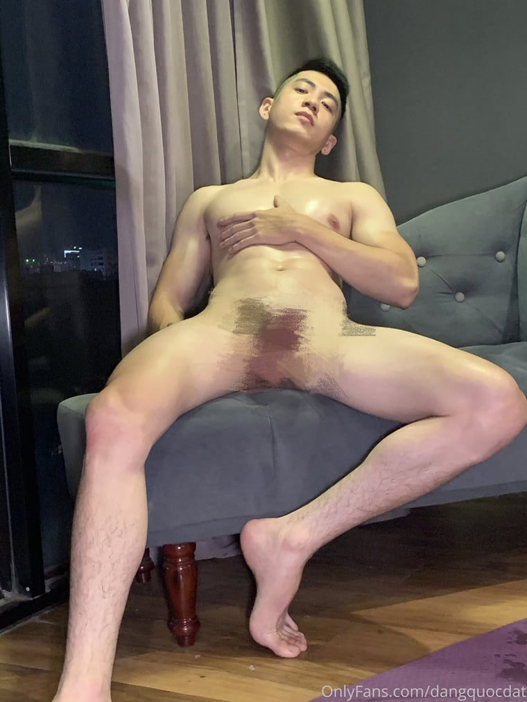 Dang Quoc Dat – Naked with my cock——万客写真+视频插图(4)