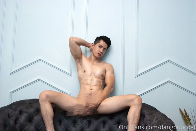 Dang Quoc Dat – Naked with my cock——万客写真+视频插图(5)